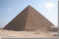 La création d'une entreprise doit être pensée sur le modèle de la Pyramide de Kheops à Giseh