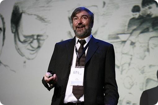 Un maitre de creativite Eric Favre, l'inventeur de la capsule Nespresso