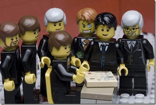 bloquer sa marque Juristes Lego lors du Patriot Act