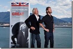 Devenir riche comm Richard Branson, les entrepreneurs sont fantastiques!
