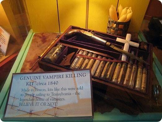 Kit anti vampires
