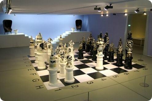 Définir une stratégie pour gagner au jeu d'échecs