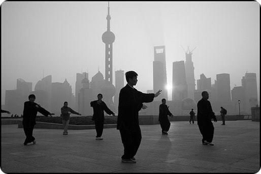 Le Tai Chi, une autre voie tout en relâchement