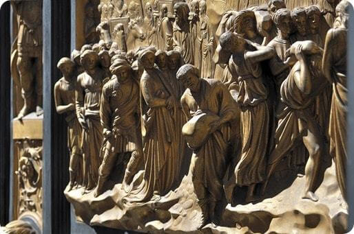 Porte du Paradis Florence