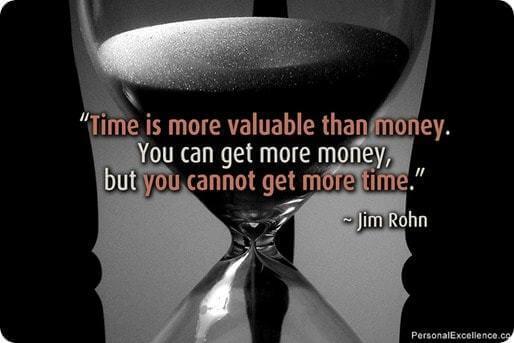 Le temps c est de l argent