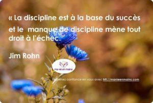 Comment prendre confiance en soi par la discipline !